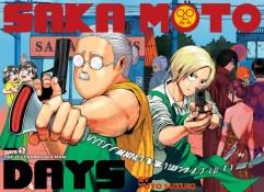 Sakamoto Days – A máfia é divertida!