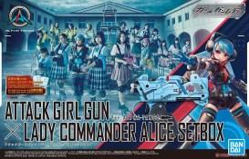 Gun Girl Lady – Eu vim pelo brinquedo, fiquei pela história