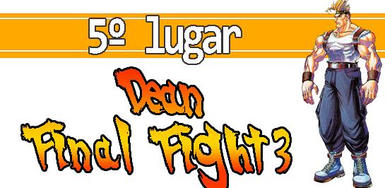 Dean Final Fight 3