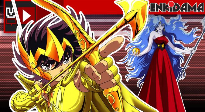 Os Cavaleiros do Zodíaco - O Santo Guerreiro