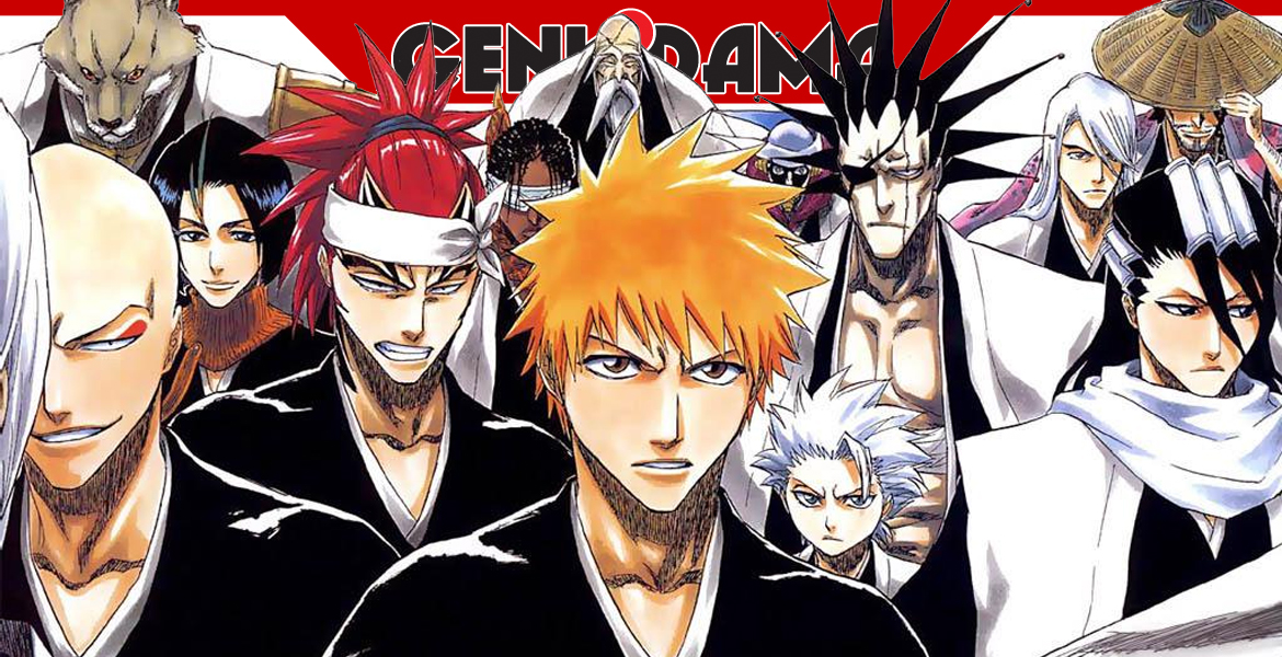 Top 10 BleacH