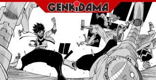 Shonen Quest - One Piece 909, Boku no Hero Academia 189, Edens Zero 1