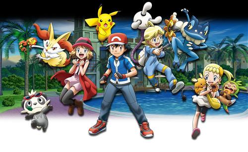 Pokémon - Protagonistas