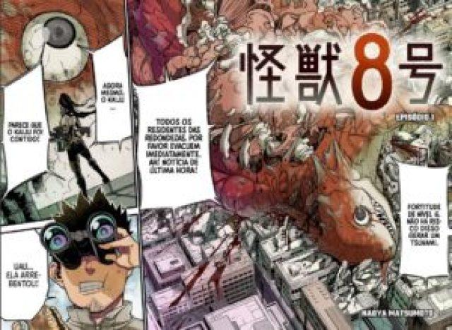 Kaiju Nº 8