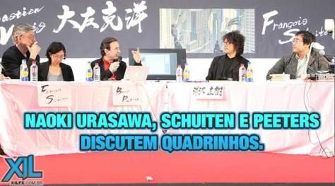 MangaFest2013UrasawaSchuitenPeeters