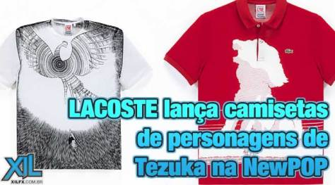 TezukaxLacoste