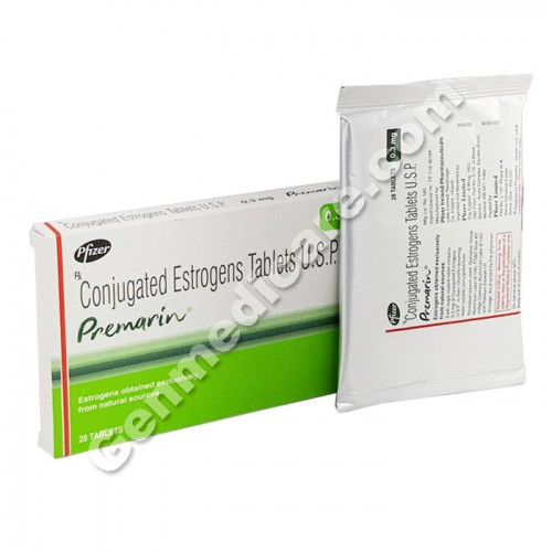 ⭐Buy Premarin 0.30 mg Tablet (Conjugated Estrogens ...