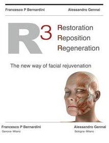 Copertina del libro R3: restoration Reposition Regeneration (autori A. Gennai, F. Bernardini)