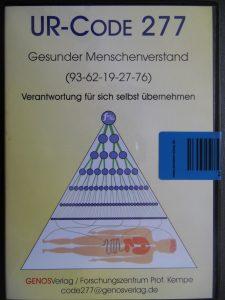 Ur-Code 277 Schwingungs-CD