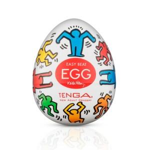 Tenga Egg - Keith Haring Dance | Genotshop
