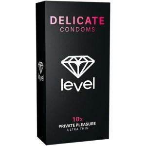 Delicate Condooms - 10 Stuks | Genotshop.nl