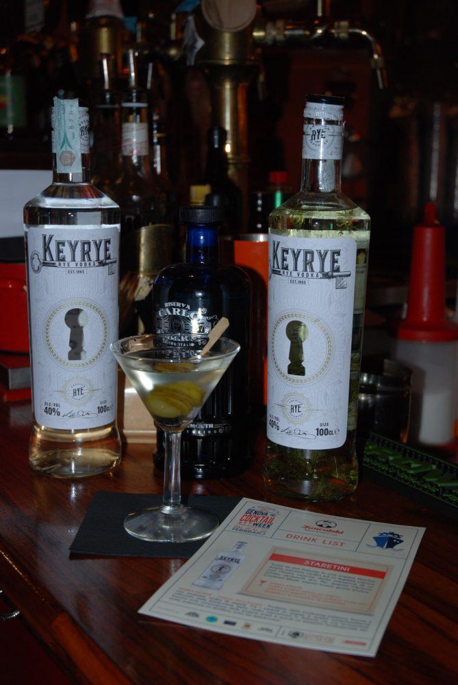 Kowalski - Genova Cocktail Week