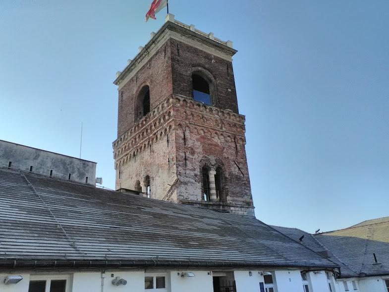 torre grimaldina. 1