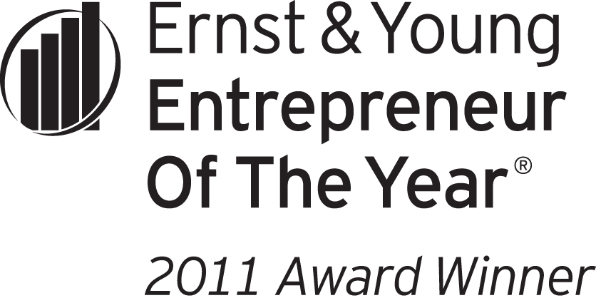 David Walstad, CEO, received the Ernst & Young
