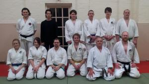 Genryukan Session with Shaun Hoddy Sensei