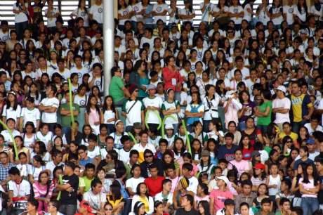 Gensan Crowd