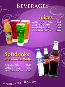 Genee Cool Drinks