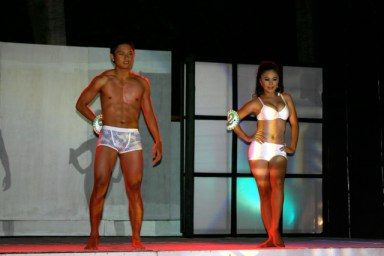 Pair #2: Elcar Jeck Gabutan & Naiza Balindo