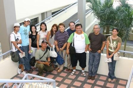 GenSan Bloggers with Tony V