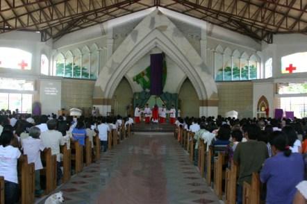 Holy Cross Parish in Calumpang