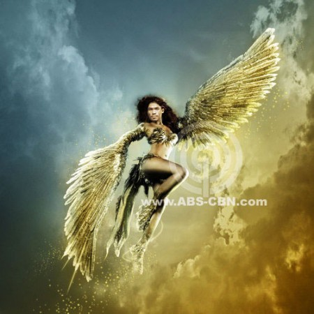 Pacquiao Funny Picture - Diosa Winged Goddess