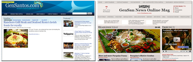 Old and News GenSan News Online Mag