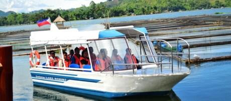 dolores lake resort boat