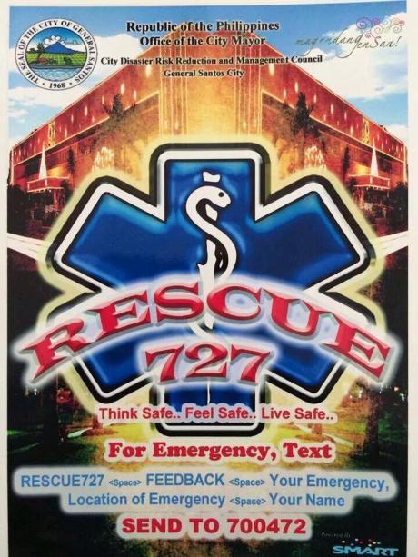 rescue 727