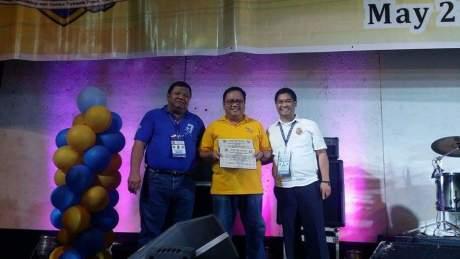 apo gaam award with bariles
