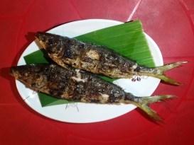 Salmon, Puwesto Grill