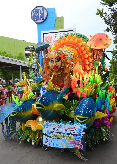 SM Tuna Float, Tuna Festival