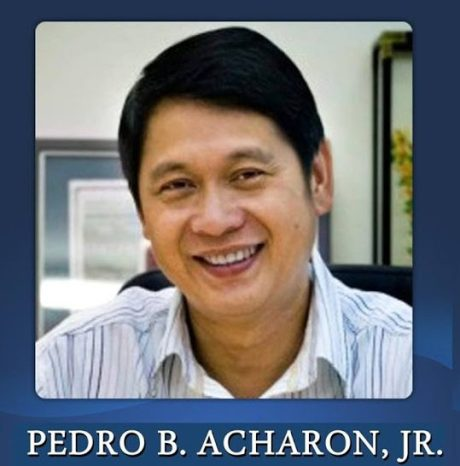 GENSAN MAYOR PEDRO B. ACHARON, JR.