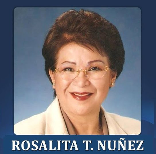 7TH GENSAN MAYOR ROSALITA T. NUÑEZ