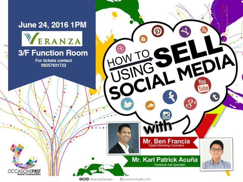 How to Sell Using Social Media