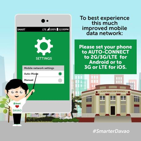 SMARTER DAVAO CONNECT