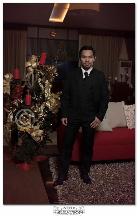 PACQUIAO 38TH BIRTHDAY SOLO PIX