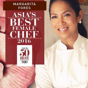 Asia's Best Female Chef of 2016, Margarita Fores to feature Gensan's Queen of Tuna Cuisine on her CNN Show, Harvest