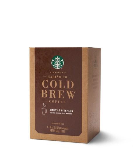 Starbucks Cold Pitcher Pack
