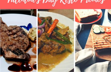 List of the Best Valentine's Day 2018 Restaurant Promos in GenSan, Polomolok & Koronadal
