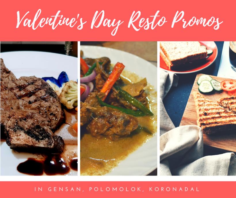 Valentines Day Gensan Resto