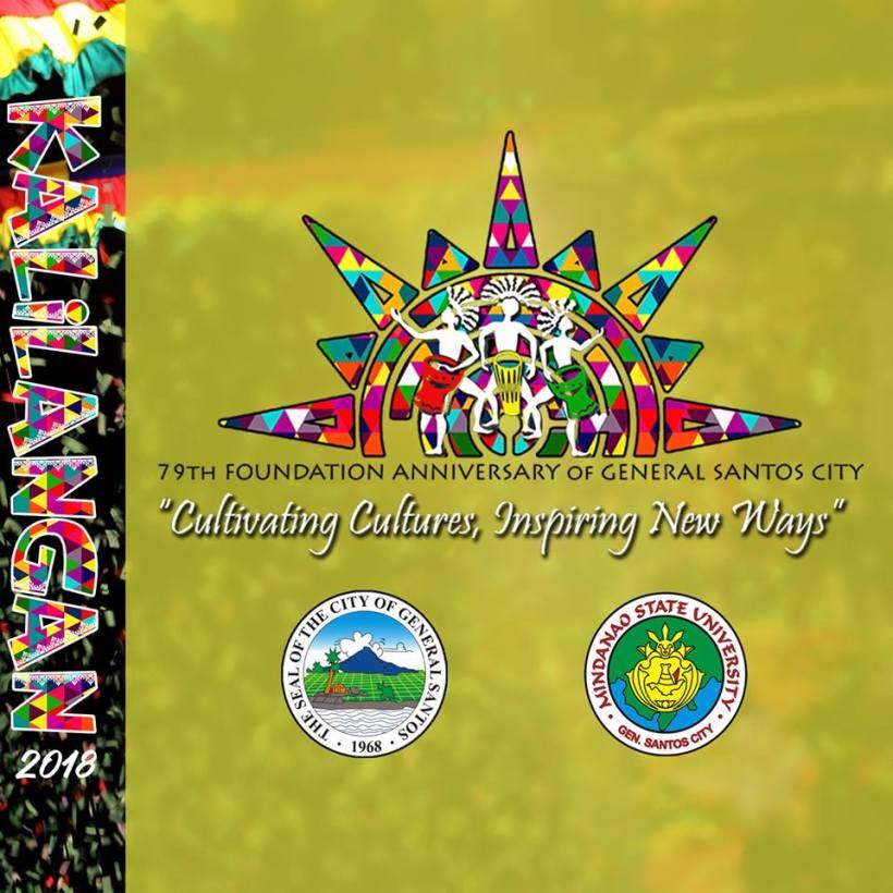 kalilangan festival logo
