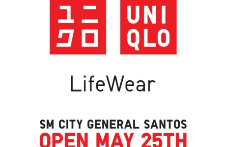 Uniqlo Opens in SM General Santos on May 25