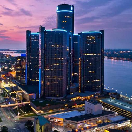 Detroit Offices Gensler