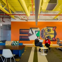Facebook Mexico City | Projects | Gensler