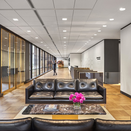 Ford Foundation Center For Social Justice Projects Gensler