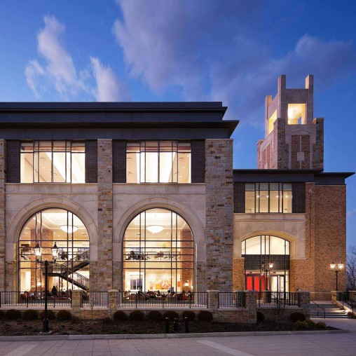 St Johns University DAngelo Center  Projects  Gensler