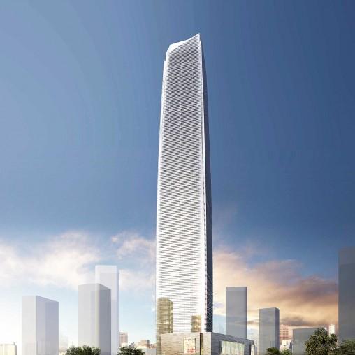 Chongqing Tianhe Tower  Projects  Gensler