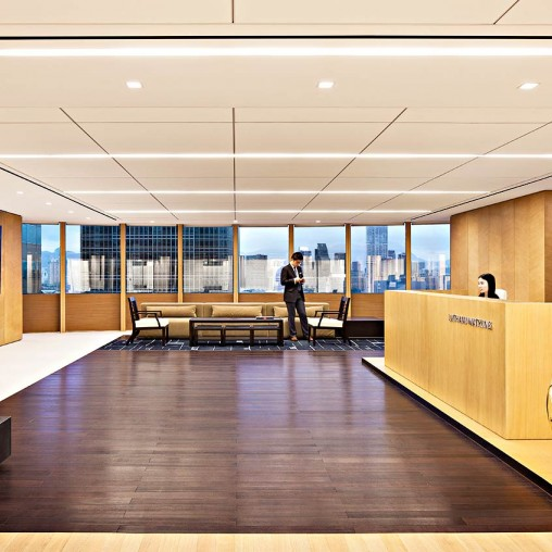 Latham Amp Watkins Llp Hong Kong Projects Gensler