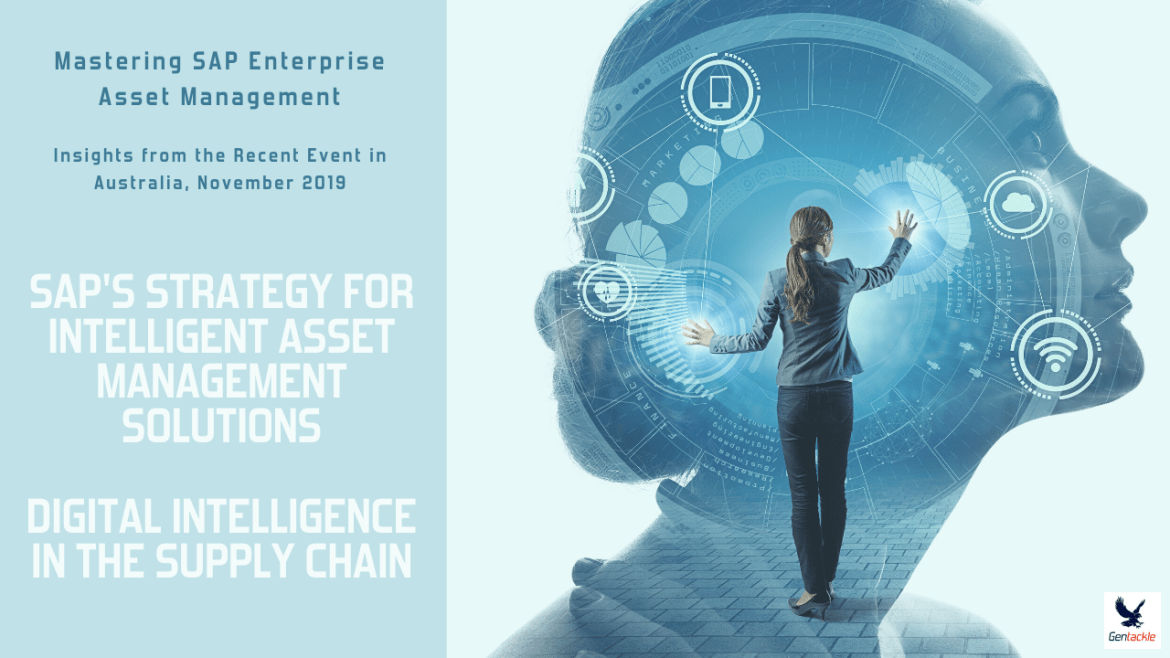 SAP's Strategy for Intelligent Asset Management Solutions & Digital Intelligence in the Supply Chain
