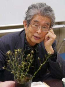 山田先生近影